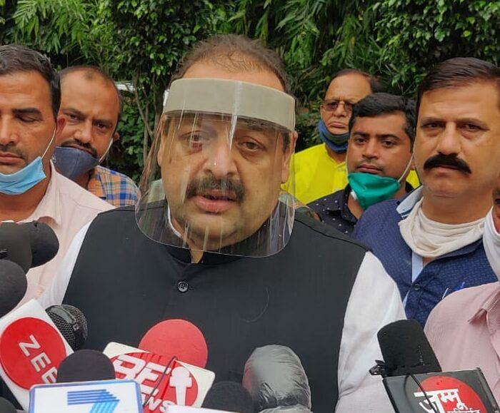 Prominent Gujjar leader joins NC Jammu symbol of communal harmony, secularism: Rana