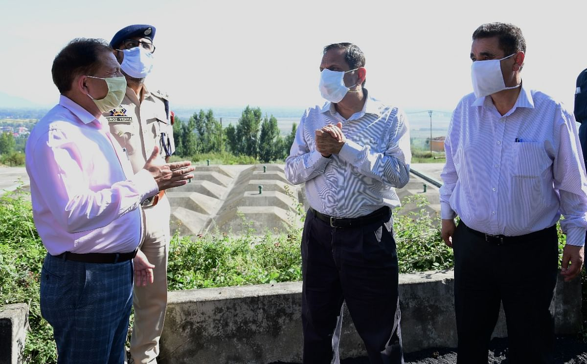 Ensure quality water supply to consumers: Advisor Bhatnagar