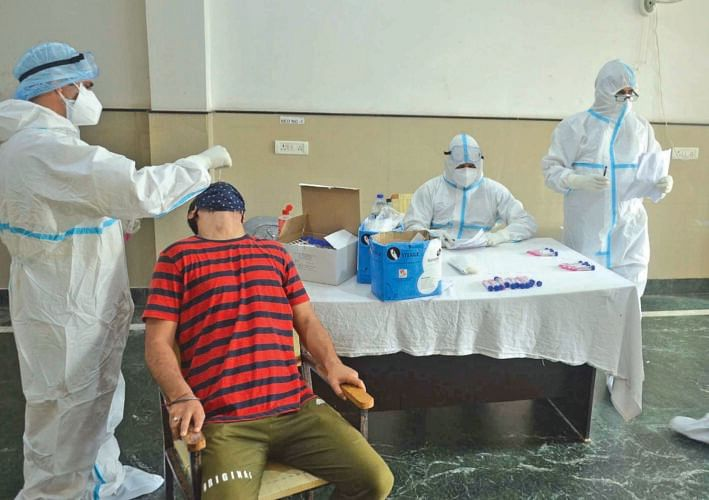 New Covid-19 mutant: Srinagar district admin makes RT-PCR testing mandatory for travellers from Europe