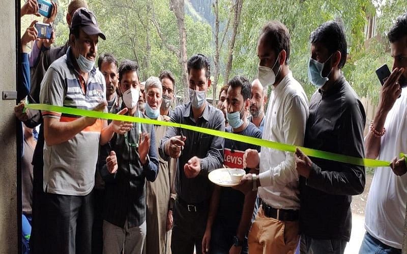 EDB's customer service point inaugurated