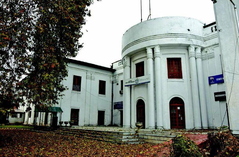Sher Garhi complex in Srinagar to serve as art museum gallery