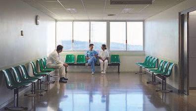The Hospital Waiting Room!