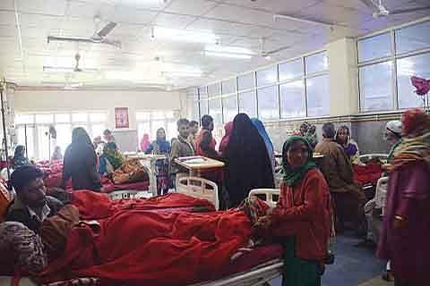COVID-19   Avoid needless visits to hospitals, people advised