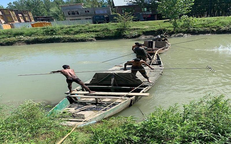 Budgam, Kupwara operations continue