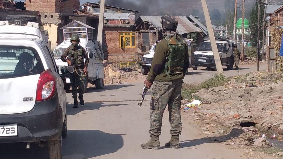 2 militants killed in Bijbehara encounter