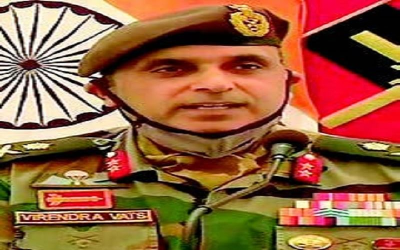 'Pak sneaking weapons into Kashmir for militant activities'
