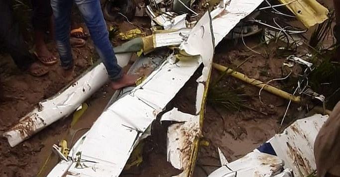 Trainee pilot killed in UP chopper crash