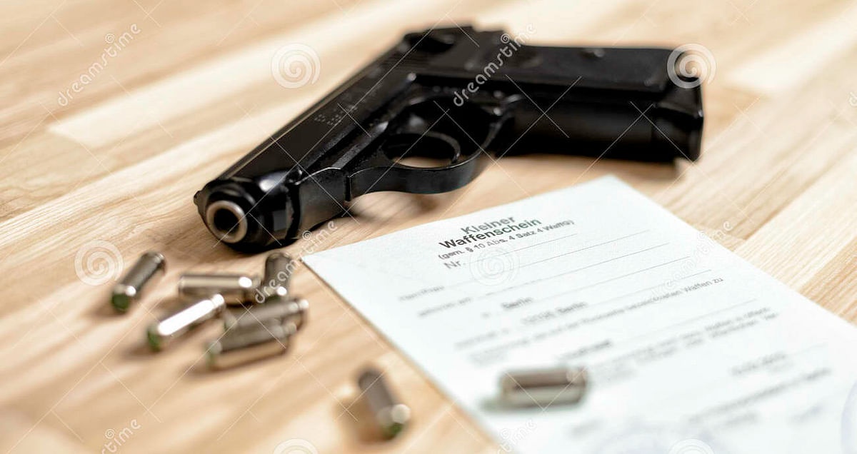 Cop's stolen pistol seized from thief in Jammu