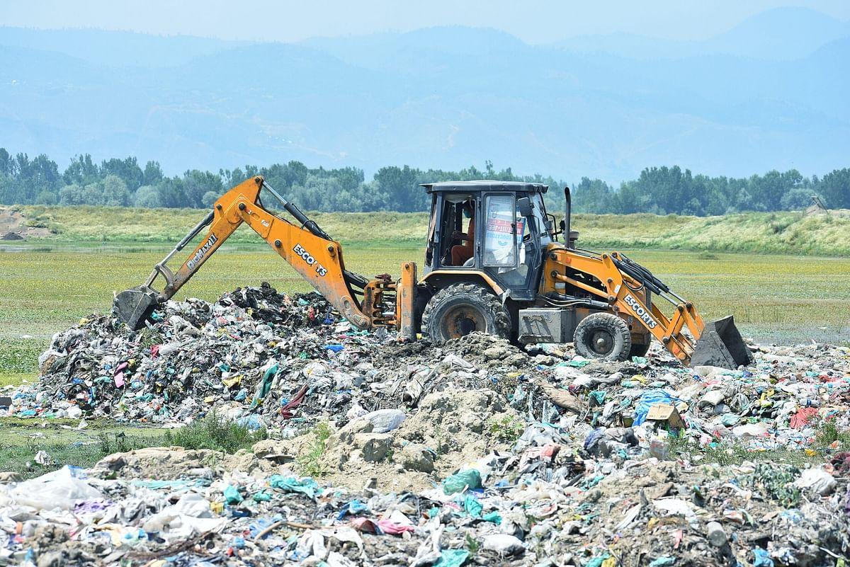 Ensure no garbage is dumped within Wular Lake: HC