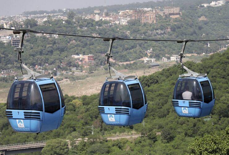Gulmarg Gondola, Jammu Ropeway thrown open