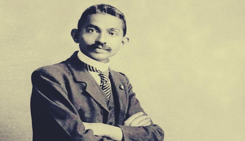 Gandhi as a lawyer