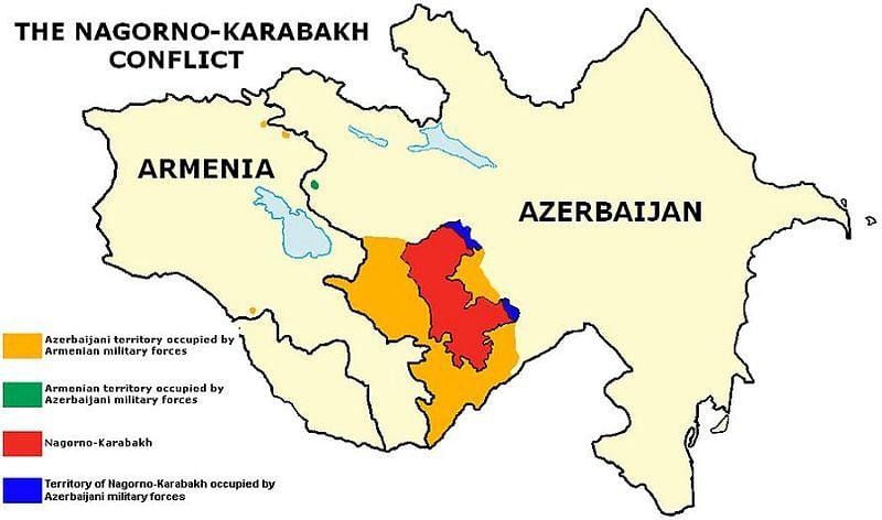 Armenian, Azerbaijani FMs to meet Pompeo in Washington
