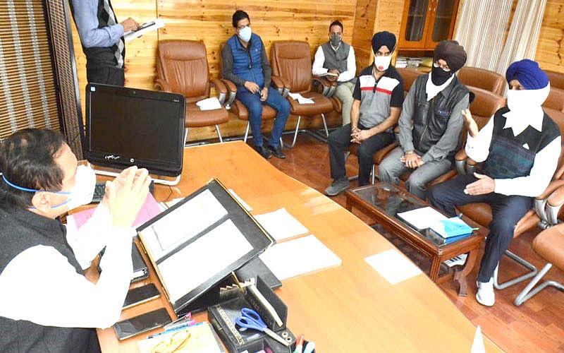 Connecting people prime objective of LG's admin: Advisor Bhatnagar