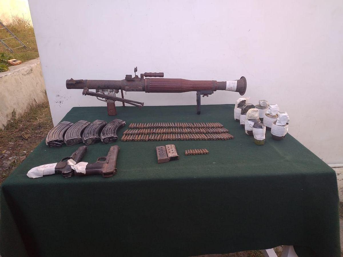 Police bust militant hideout in J&K's Kishtwar