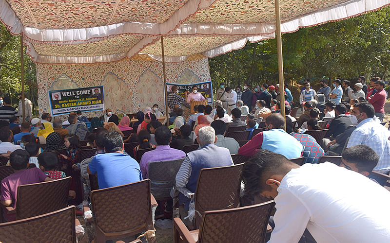Public outreach event held at Achabal