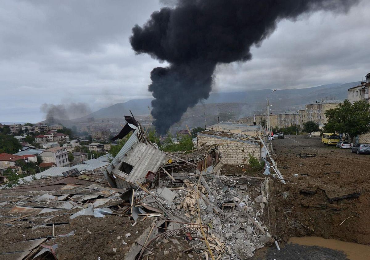 Armenia, Azerbaijan accuse each other of truce violations