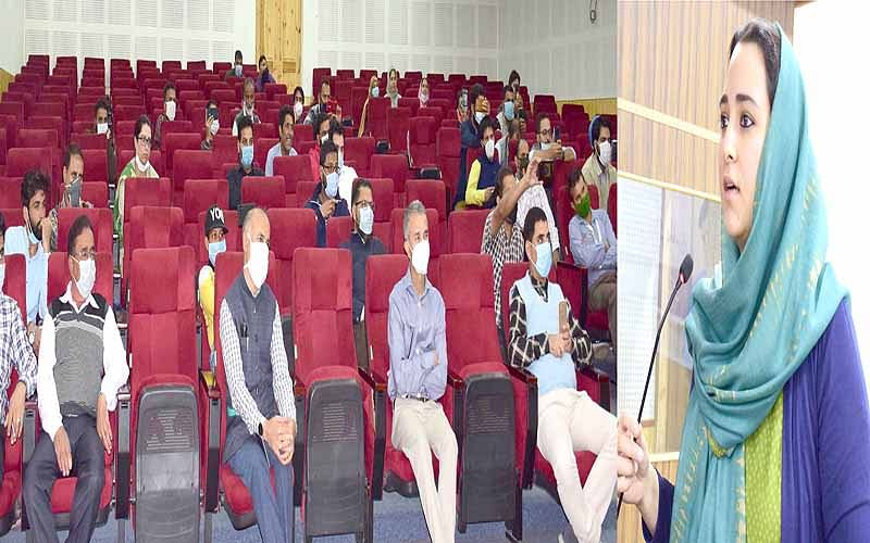 B2V3 gets cultural push through DIPR |Need to preserve our culture, recognize the talent: Dr Sehrish