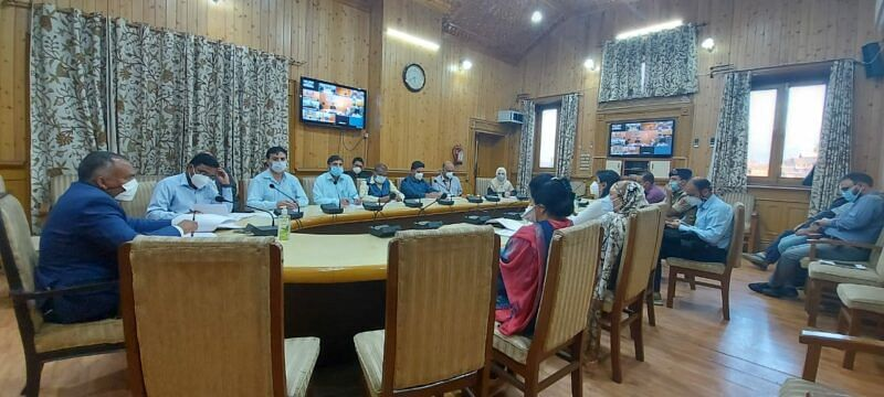 Div Com directs adequate COVID facilities in remote areas