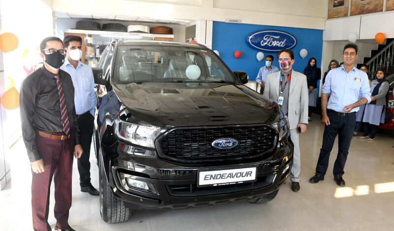 Ford Endeavour Sports launched