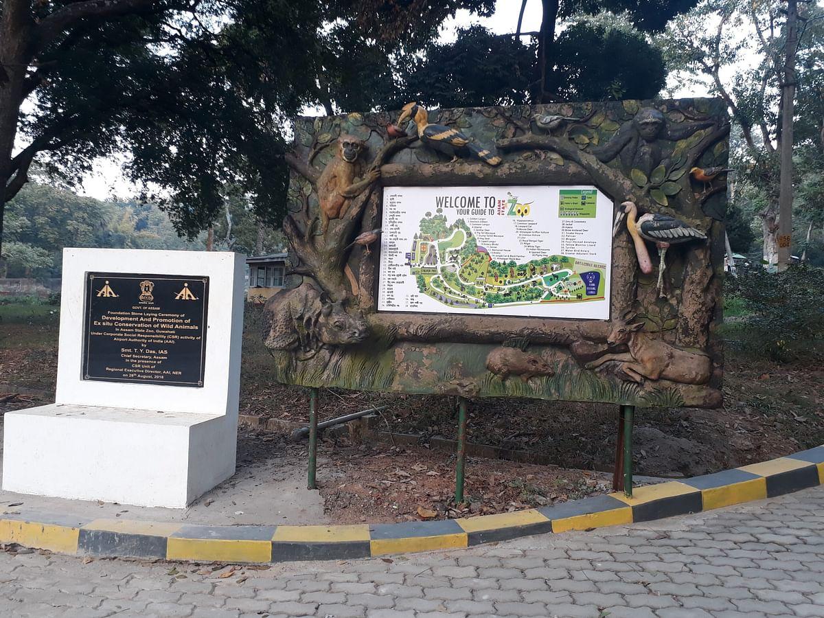 Hindu activists oppose serving beef to animals in Guwahati Zoo
