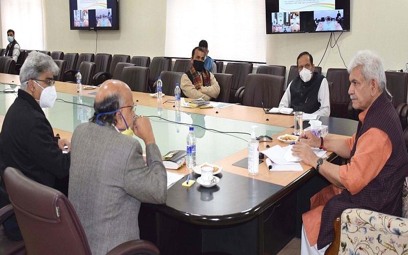 Govt starts process to enrol entire J&K for health insurance
