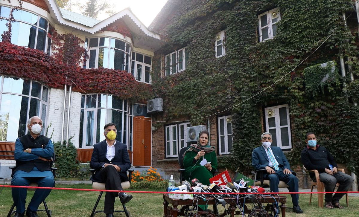 Article 370 abrogation: Regret trusting PM Modi, says Mehbooba Mufti