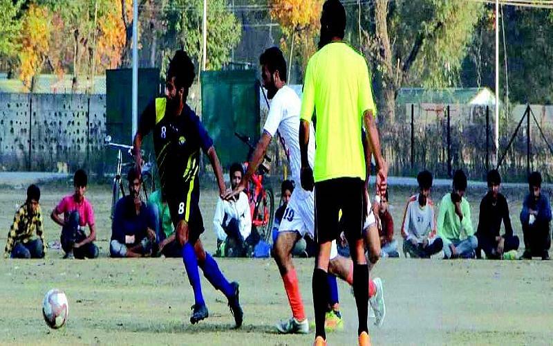 Firdous Memorial Tourney | Real Kashmir FC crush FC Sopore 10-1