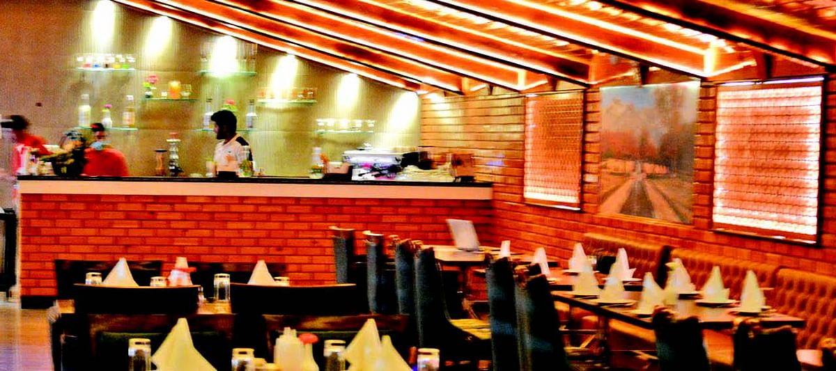 Lazeez restaurant, cafe thrown open