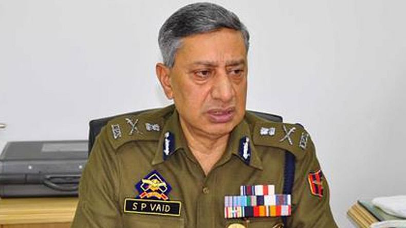 Ex-DGP, wife, son test positive for COVID 19