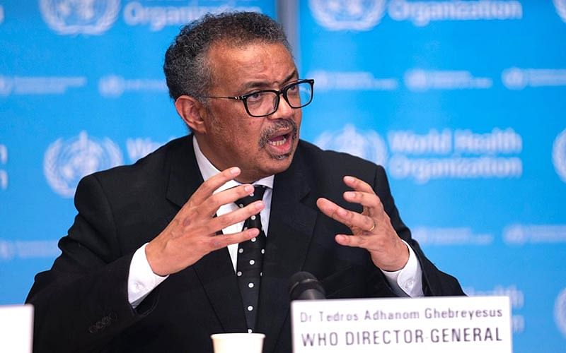 WHO chief calls for 'fair allocation' after Pfizer Covid vaccine news