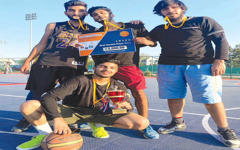 3×3 Basketball Championship concludes