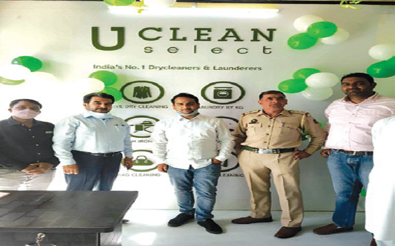 Uclean laundry service inaugurated in Srinagar