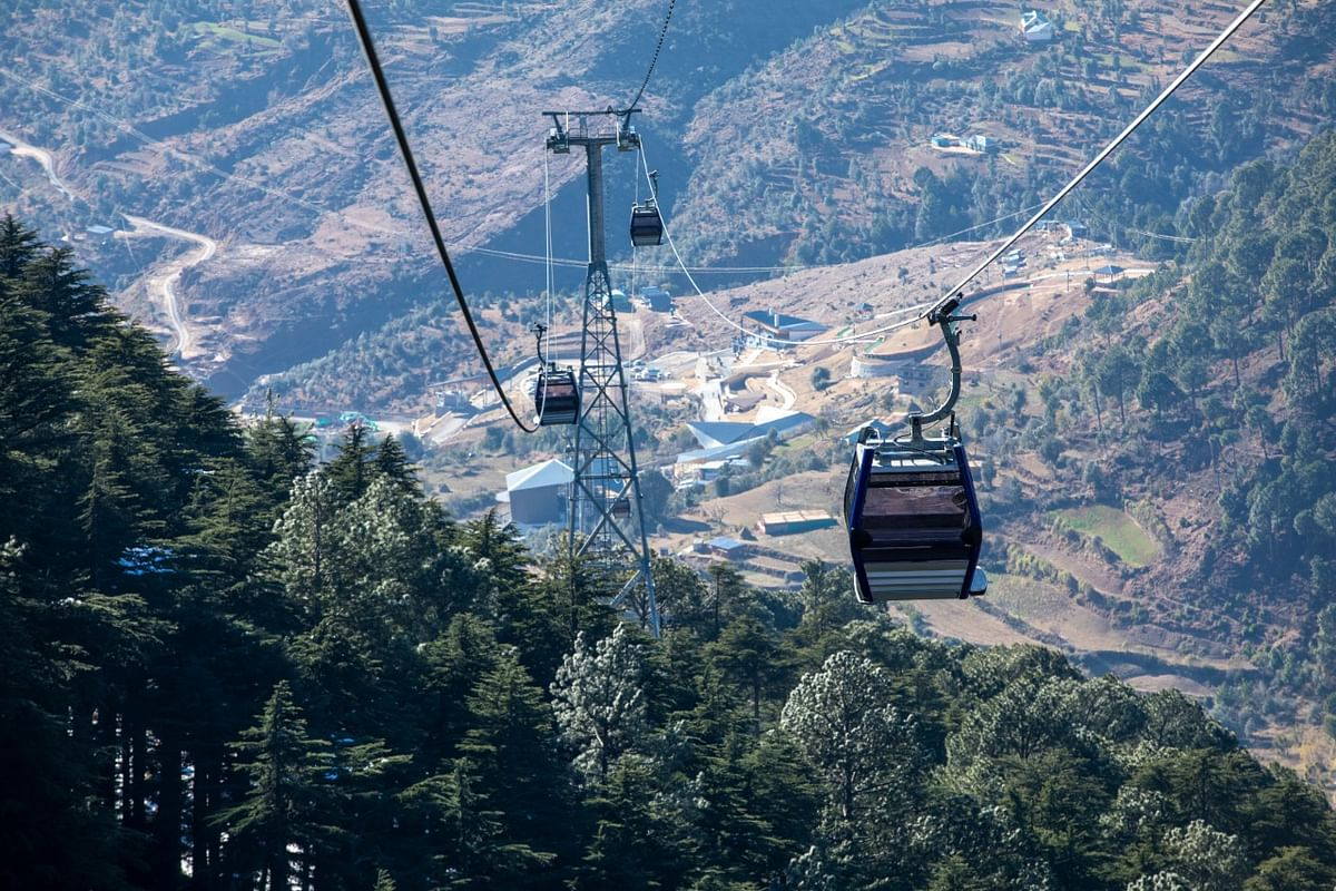 Patnitop ropeway reopens for weekend operations in J-K after month-long Covid closure