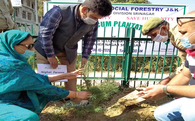 Biodiversity awareness camp held