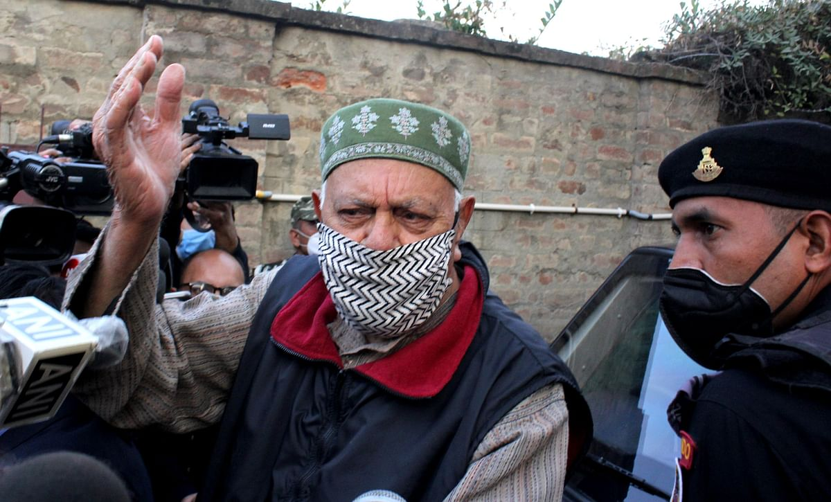 ED summon wouldn't change our stand, says Farooq Abdullah after questioning