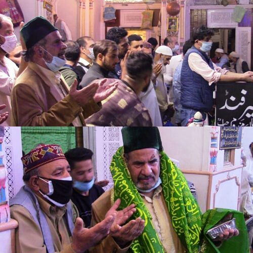 Renzushah presides over Sufi event
