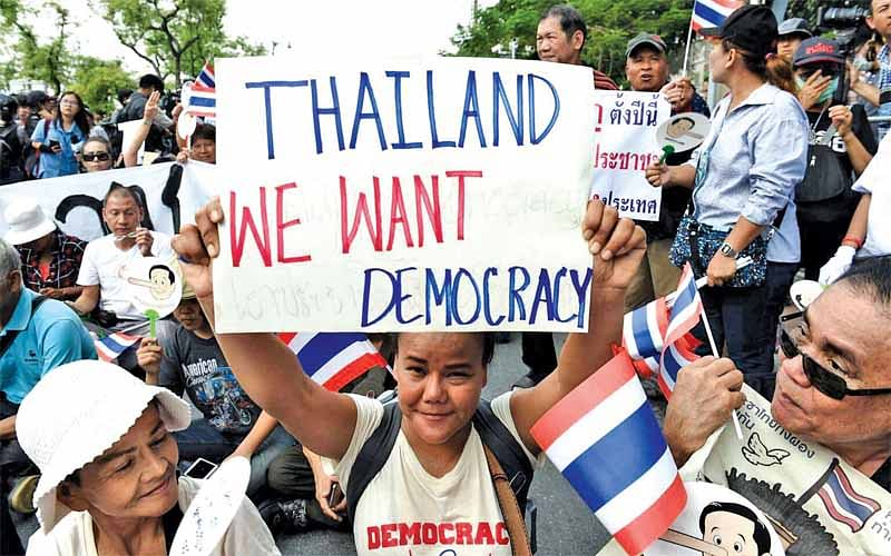 Thailand: Away from Monarchy