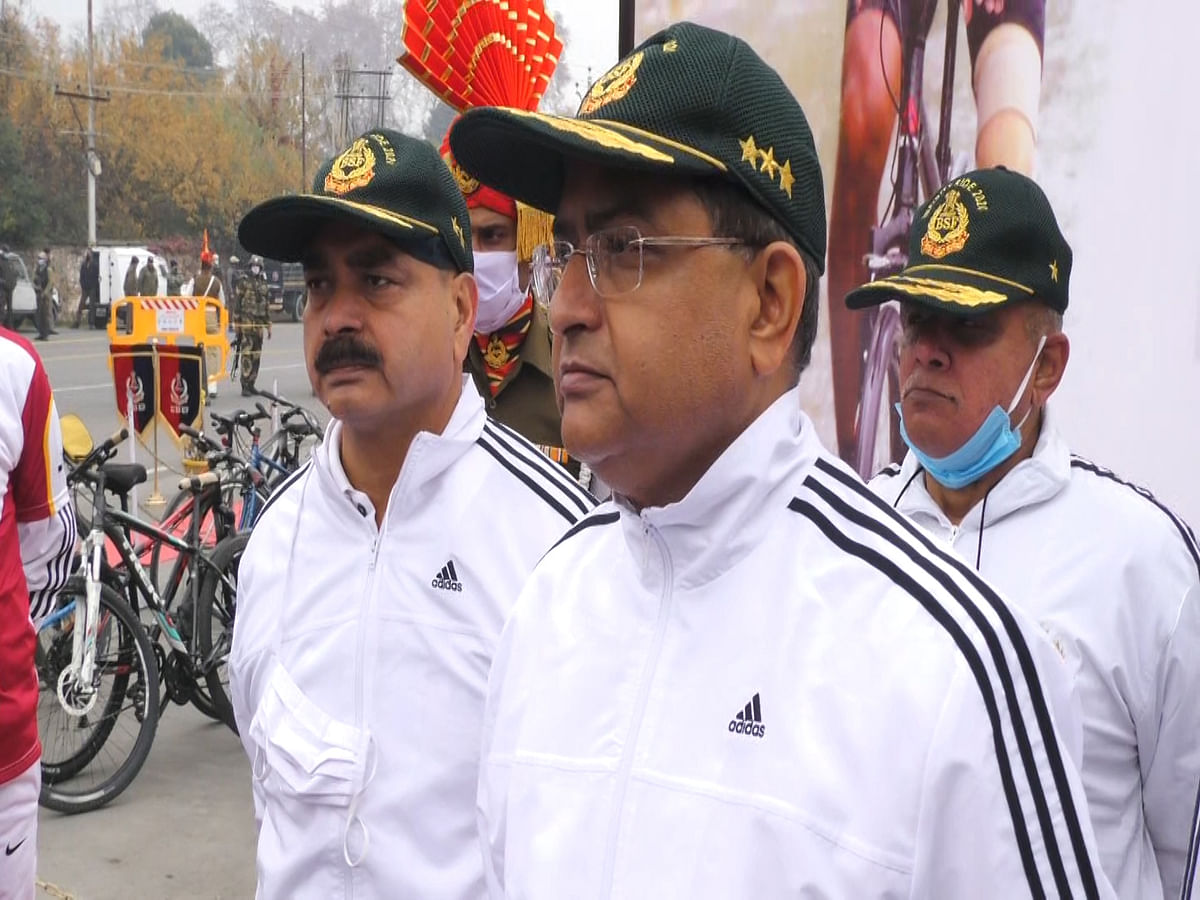 Committed to help border residents in difficult times, says DG BSF