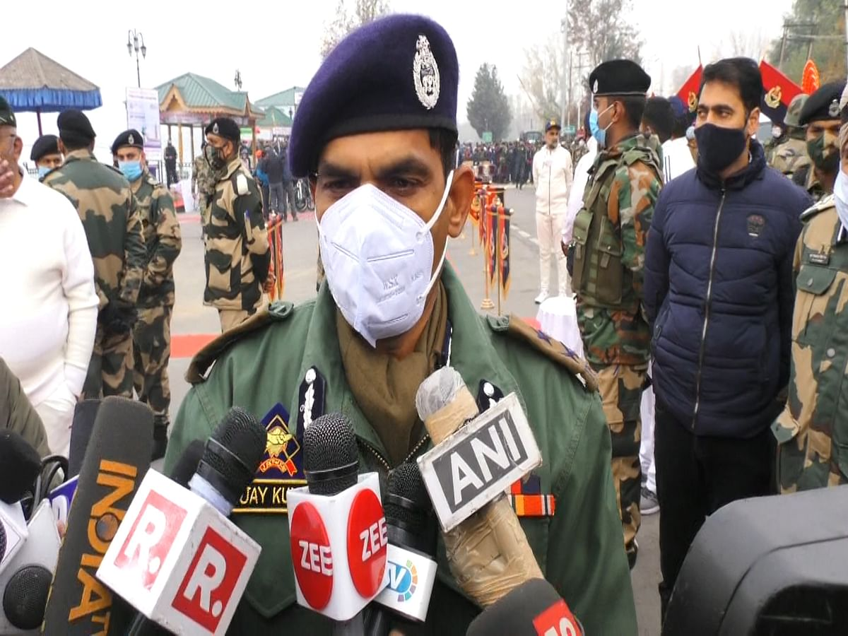 Militants killed in Nagrota encounter wanted to destabilize upcoming DDC polls: IGP Kashmir