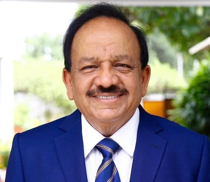 Healthcare workers, people aged above 65 will be given priority for COVID vaccine: Harsh Vardhan