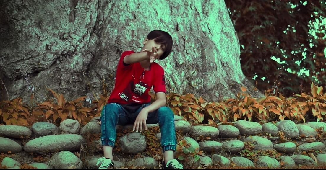 Meet Kashmir's Youngest 'Gully Boy', Now a Sensation on Social Media