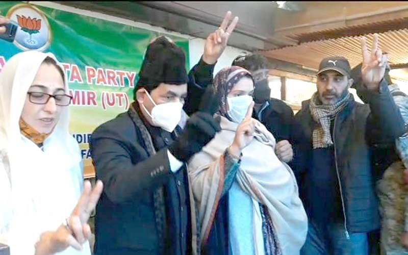 Constitutional change opened doors for peace, progress: Shahnawaz