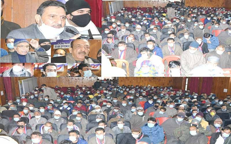 Political parties responsible for indifference of youth: Altaf Bukhari