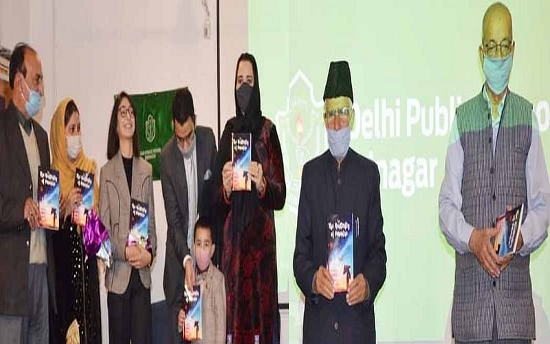 Dir Information releases 'The Butterfly of Paradise' authored by DPS student