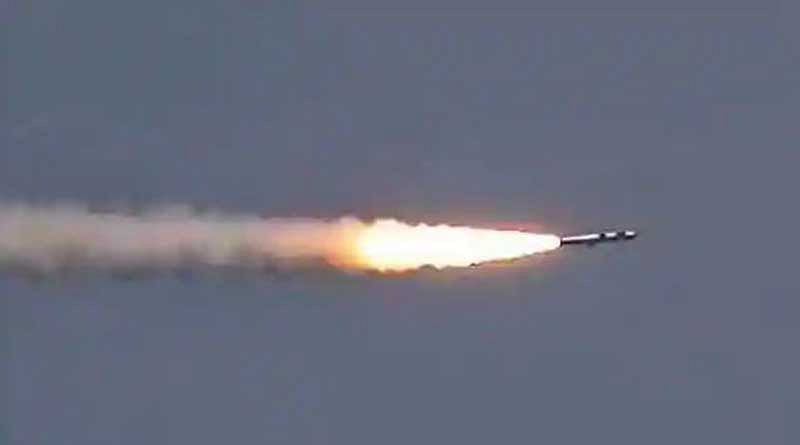 India test-fires land-attack version of BrahMos supersonic cruise missile