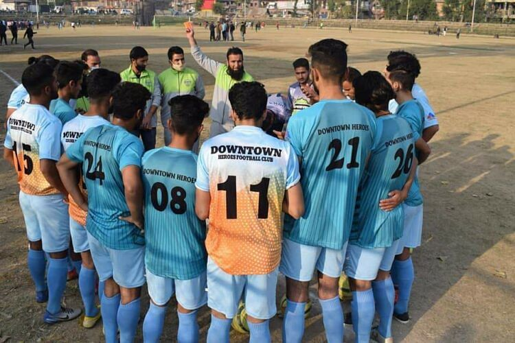 Downtown Heroes FC beats Solina FC 2-1