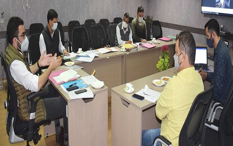 Dr Syed Abid calls for innovative solutions to skill development of youth