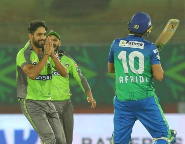 PSL 2020: Haris Rauf apologises to Shahid Afridi after dismissing him for duck