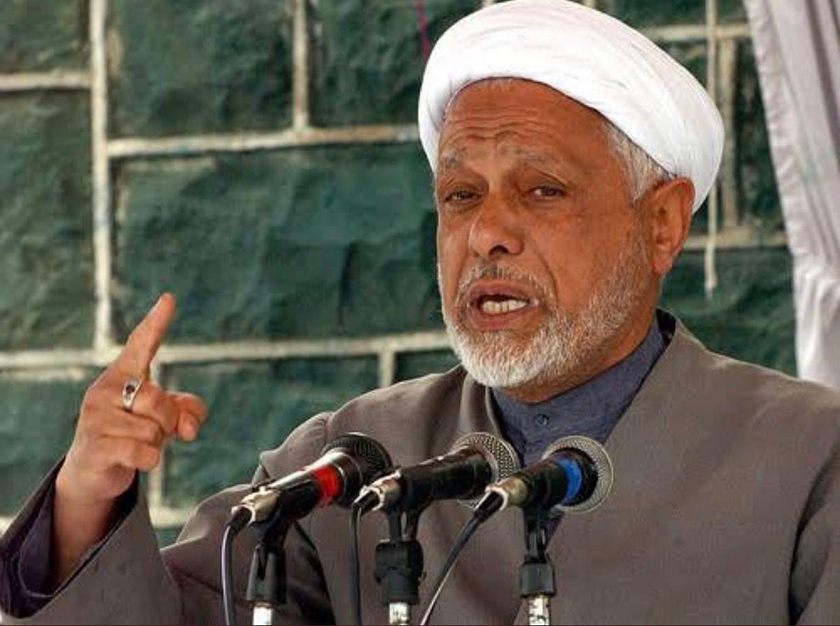 APHC expresses condolences with Moulana Abbas Ansari