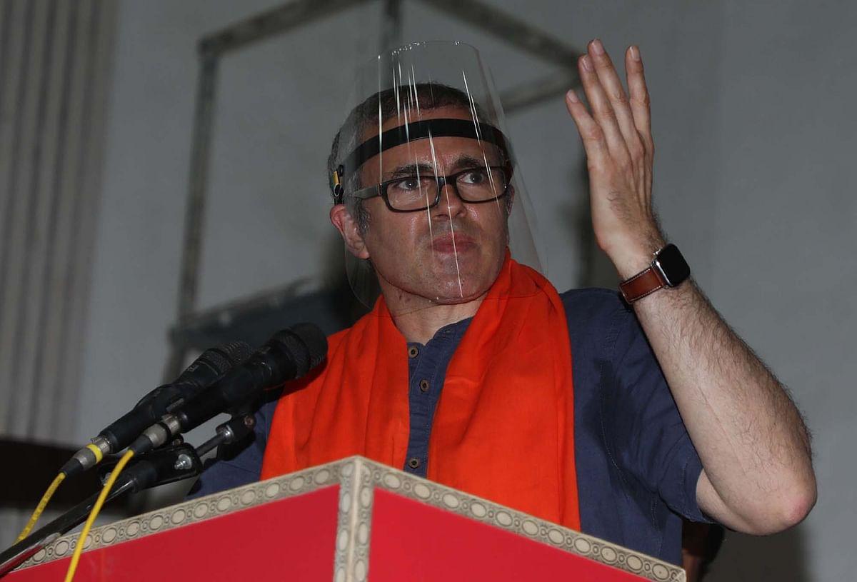 DDC poll trends, results eye-opener for BJP: Omar Abdullah